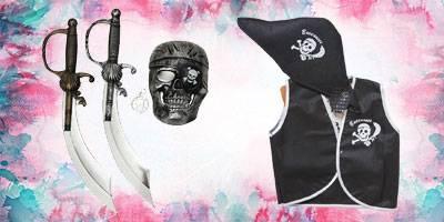 Accesorios Piratas