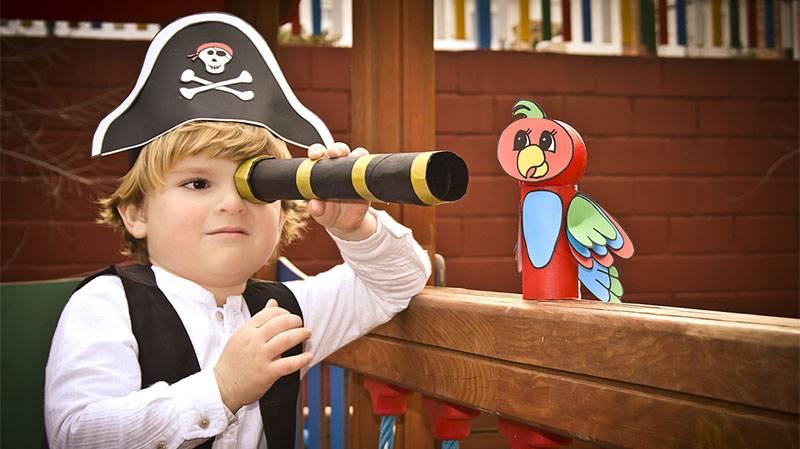 Complementos Piratas Caseros