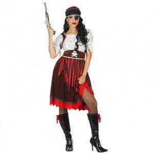 ee9b58daf27 ⇒ Los Mejores Disfraces de Pirata para Mujer Talla XXL  Envío 24h