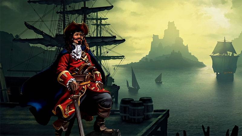 Disfraz de Pirata para Hombre de Henry Morgan