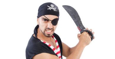 Pañuelo Pirata Bandana